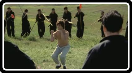 [Navet] Kung pow : enter the fist Screen1