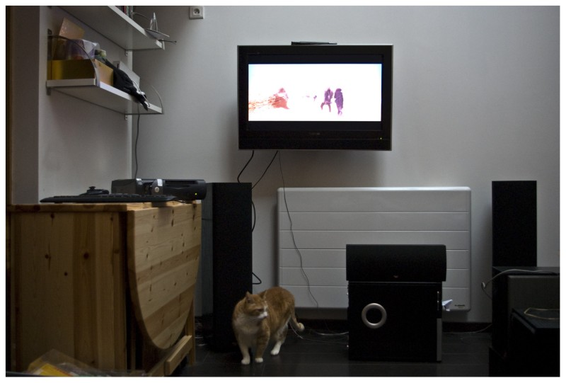 mon petit salon et ma petite installation 29974019 sur le forum installations hc non. Black Bedroom Furniture Sets. Home Design Ideas